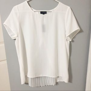 The Limited White Top